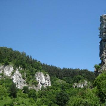 Dolina Kobylańska, Roman Świątkowski