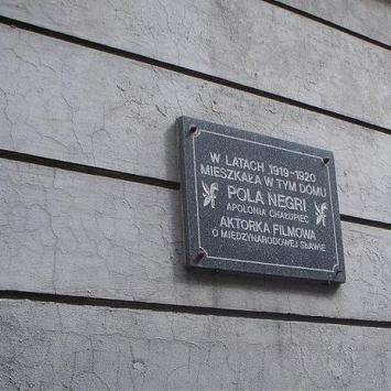Dom Poli Negri w Sosnowcu