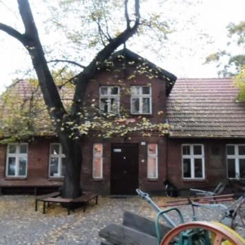 Domek Abrahama w Gdyni