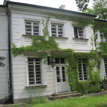 Dwór Mieroszewskich w Sosnowcu
