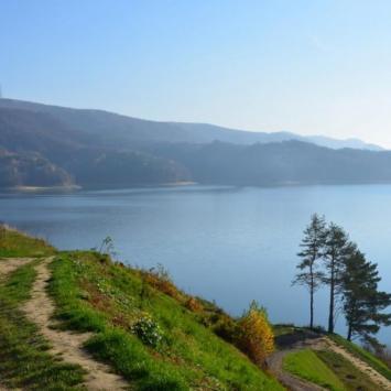 Jezioro Solińskie - zdjęcie
