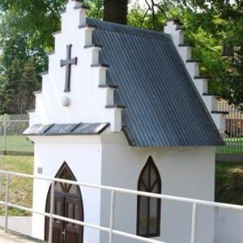 Kaplica w Przecławiu