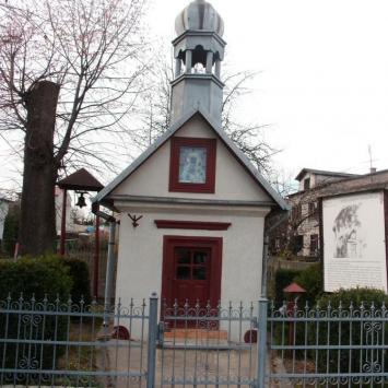 Kapliczka w Podzamczu