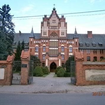 Klasztor w Braniewie
