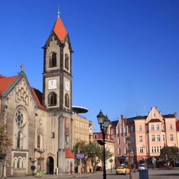 Kościół ewangelicki w Tarnowskich Górach