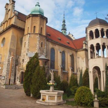 Kościół Św Józefa w Częstochowie