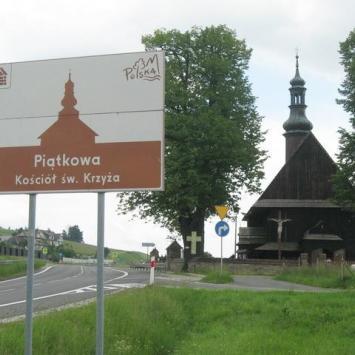 Kościół Św. Krzyża w Chabówce