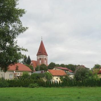 Kościół w Kobiórze