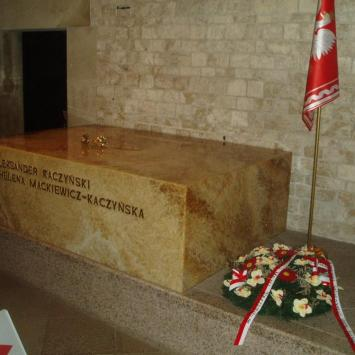 Krypta Prezydencka w Krakowie