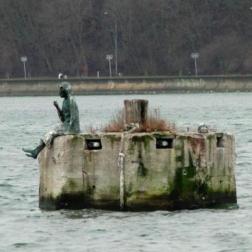Marzyciel w Gdyni