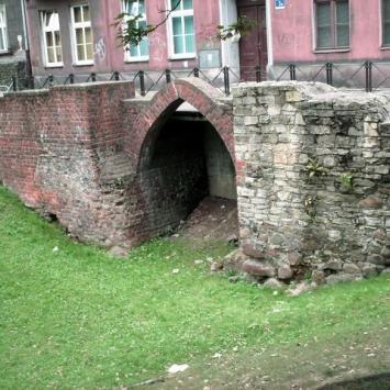 Mury miejskie w Gliwicach