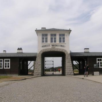 Muzeum Gros Rosen w Rogoźnicy - zdjęcie