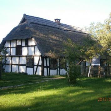Muzeum Wsi Słowińskiej w Klukach, Danusia