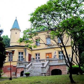 Pałac w Będzinie Grodźcu