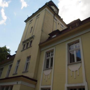 Pałac w Nieznanicach