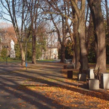 Parki podjasnogórskie w Częstochowie