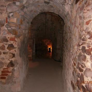 Podziemna trasa turystyczna w Opatowie - zdjęcie