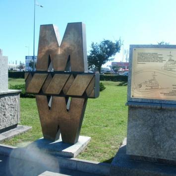 Pomnik Marynarki Wojennej w Gdyni