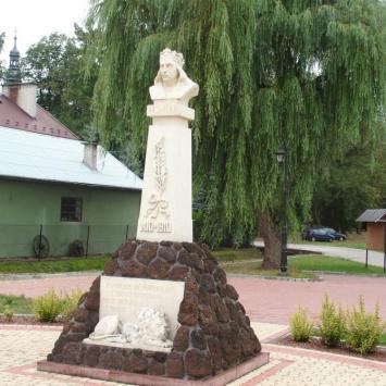 Pomnik Władysława Jagiełły w Oleśnie