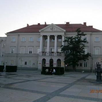 Ratusz w Kielcach - zdjęcie