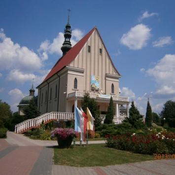 Sanktuarium Pani Świętokrzyskiej w Kałkowie - zdjęcie