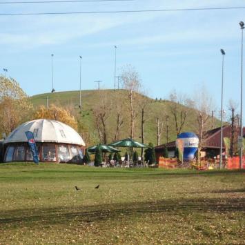 Stok narciarski Środula w Sosnowcu