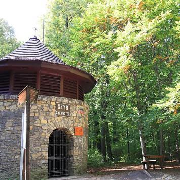 Sztolnia Czarnego Pstrąga w Tarnowskich Górach - zdjęcie