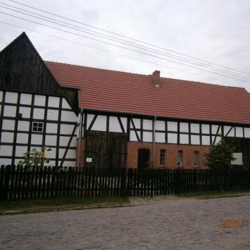 Zagroda Albrechta w Swołowie