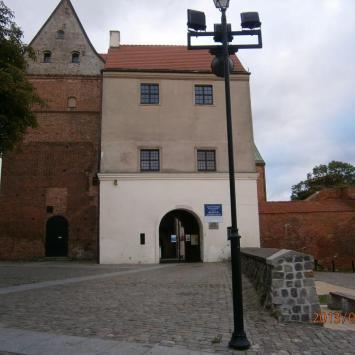 Zamek w Darłowie - zdjęcie