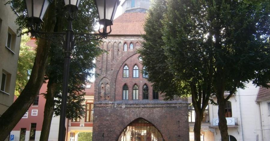 Bramy Miejskie w Słupsku - zdjęcie