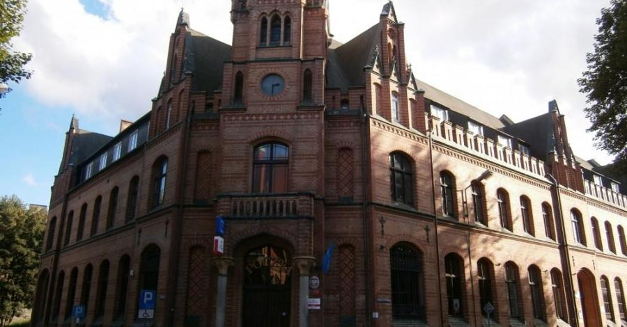 Budynek Poczty w Słupsku - zdjęcie