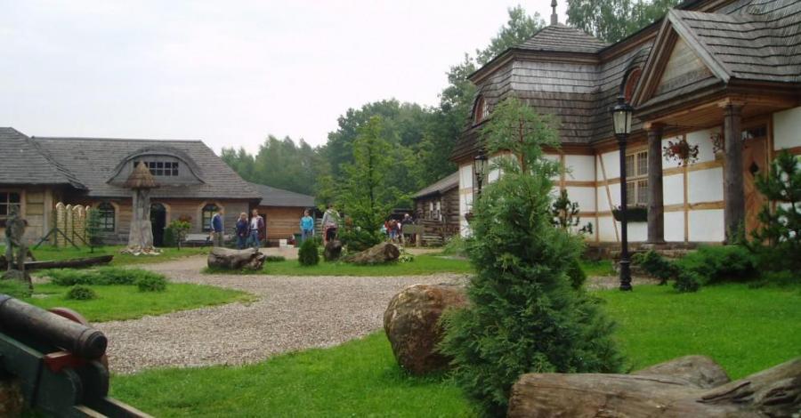 Centrum Edukacji w Szymbarku - zdjęcie