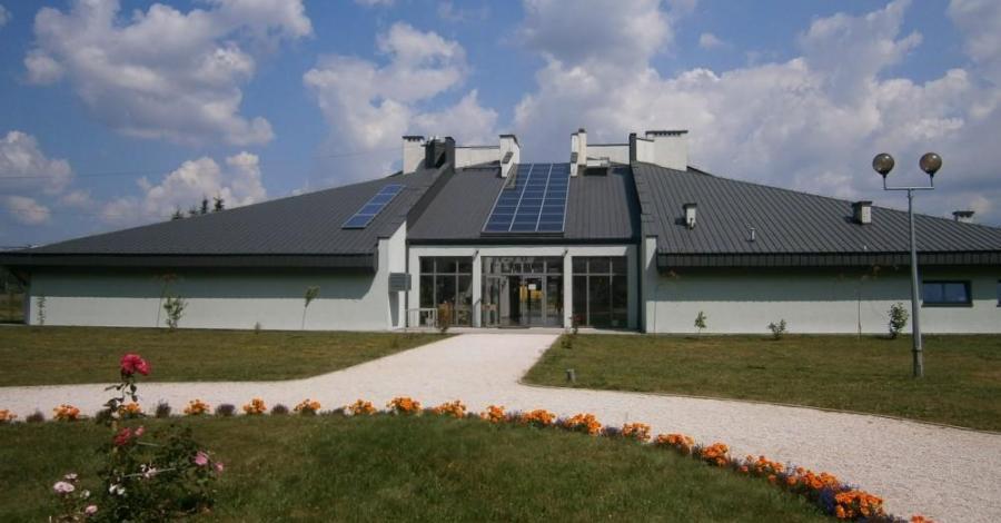 Centrum Szklany Dom w Ciekotach - zdjęcie