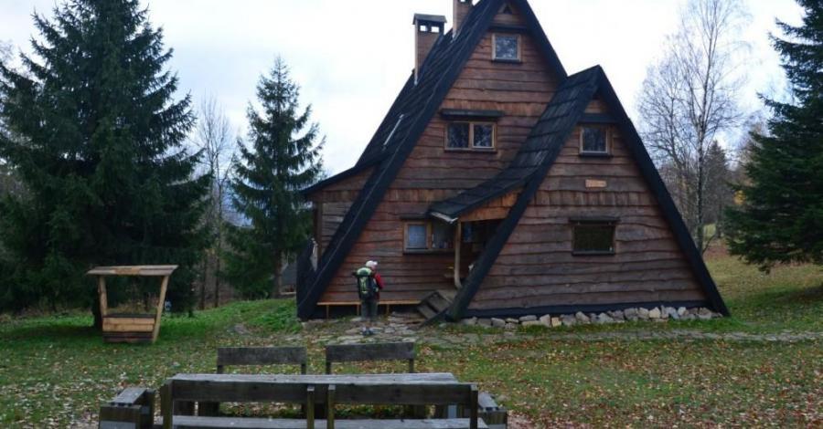 Chata Socjologa w Bieszczadach - zdjęcie