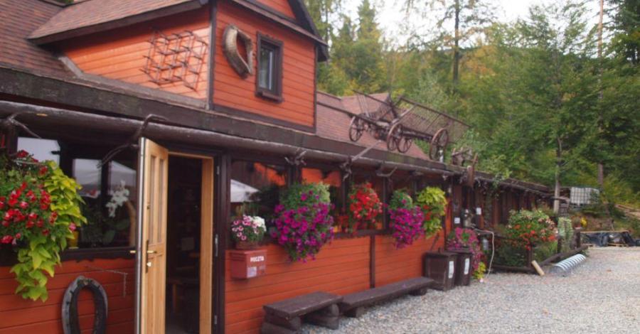 Chata Wuja Toma w Szczyrku - zdjęcie