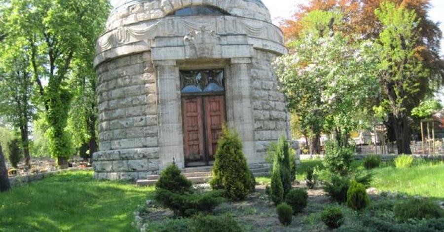 Cmentarz wielowyznaniowy w Sosnowcu - zdjęcie