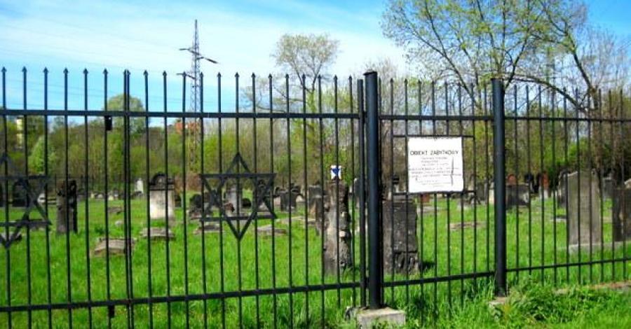 Cmentarz Żydowski w Sosnowcu Modrzejowie - zdjęcie