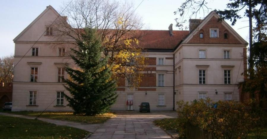 Dawny Pałac Biskupi we Fromborku, Danusia