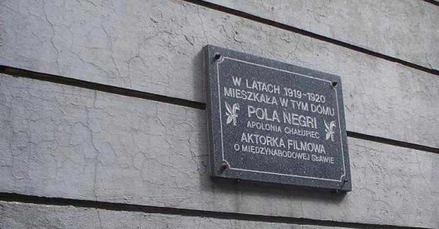 Dom Poli Negri w Sosnowcu - zdjęcie