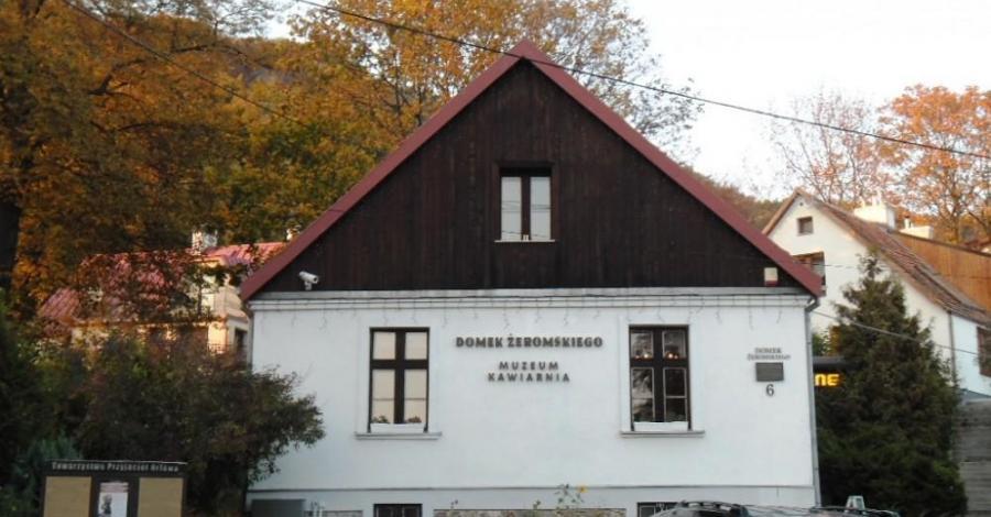 Domek Żeromskiego w Gdyni - zdjęcie