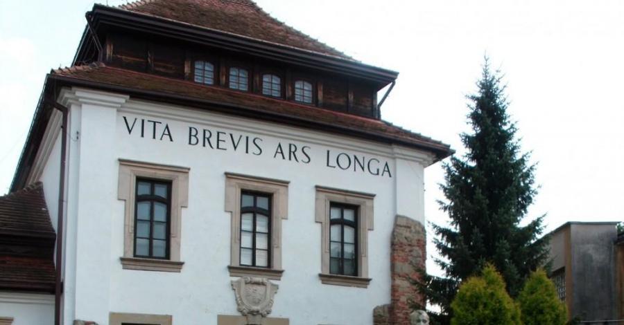Dwór Karwacjanów w Gorlicach - zdjęcie