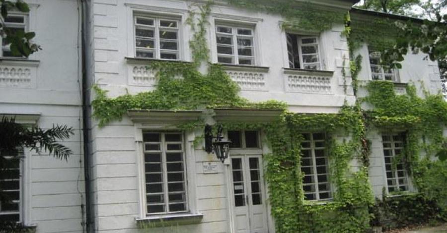 Dwór Mieroszewskich w Sosnowcu - zdjęcie
