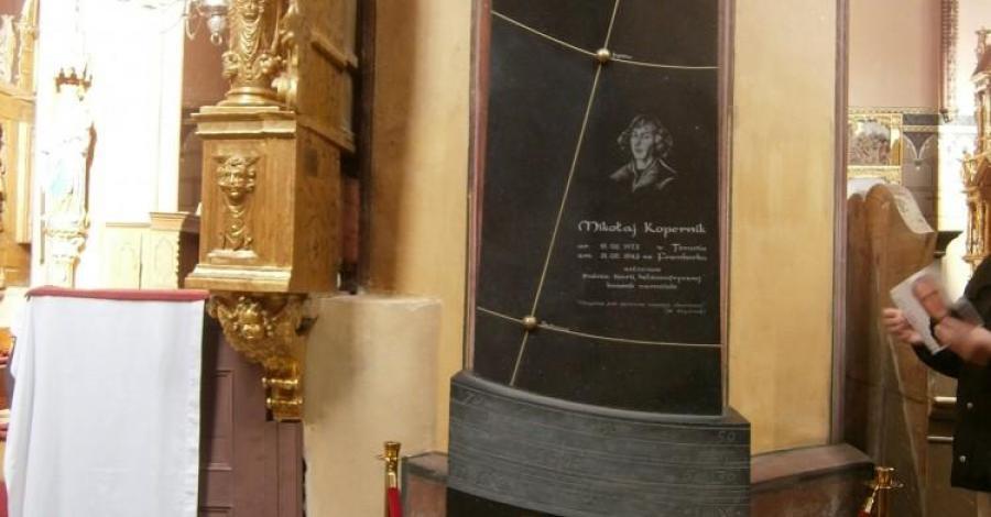 Grób Mikołaja Kopernika we Fromborku, Danusia