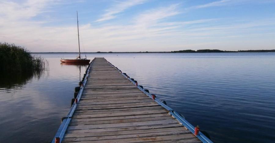 Jezioro Gardno - zdjęcie