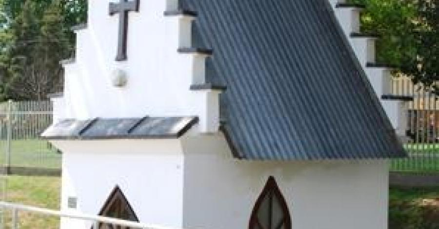 Kaplica w Przecławiu - zdjęcie