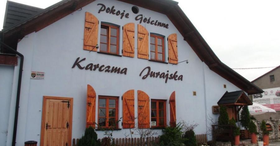 Karczma Jurajska w Podzamczu - zdjęcie