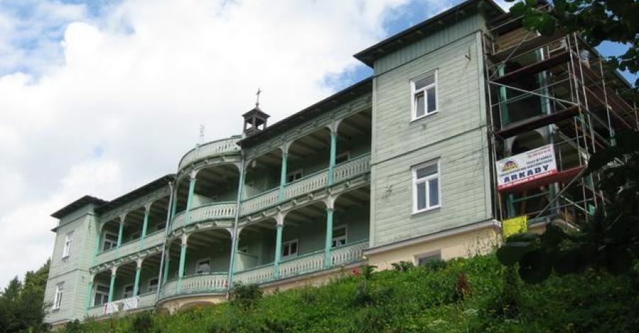 Klasztor Nazaretanek w Komańczy - zdjęcie