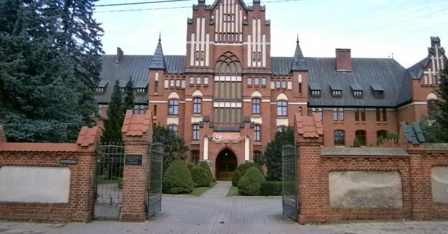 Klasztor w Braniewie - zdjęcie