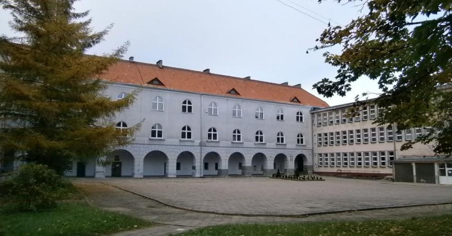 Kolegium Jezuitów w Braniewie - zdjęcie