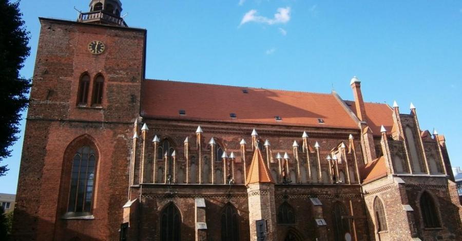 Kościół Mariacki w Słupsku - zdjęcie
